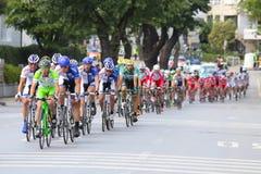 50th excursão presidencial do ciclismo de Turquia Fotos de Stock Royalty Free