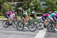 50th excursão presidencial do ciclismo de Turquia Imagem de Stock
