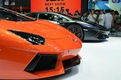 36th exposição automóvel internacional 2015 de Banguecoque Foto de Stock Royalty Free