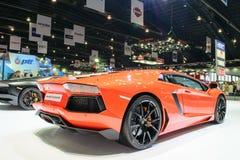 36th exposição automóvel internacional 2015 de Banguecoque Fotografia de Stock