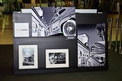 A 37th exposição automóvel internacional 2016 de Banguecoque Tailândia Imagens de Stock Royalty Free