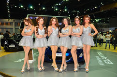 A 37th exposição automóvel internacional 2016 de Banguecoque Tailândia Imagens de Stock