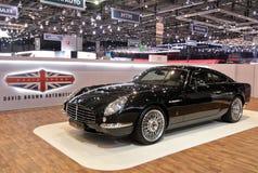 88th exposição automóvel internacional 2018 de Genebra - David Brown Speedback GT Foto de Stock