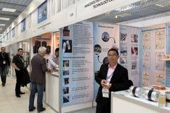5th ` för `-Kina Homelife show, Warszawa, Polen Arkivfoto