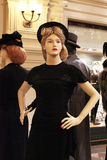 50th fashion style mannequin Stock Image