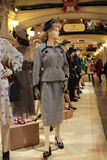40th fashion style mannequin Royalty Free Stock Photo