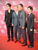 70th festival de cinema de Veneza Fotos de Stock