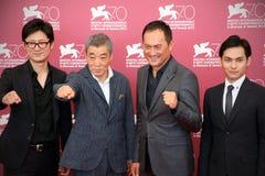 70th festival de cinema de Veneza Imagem de Stock Royalty Free
