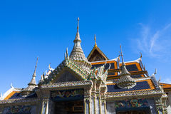 Th Grand Palace Stock Photography