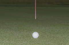 18th Green Stock Photography