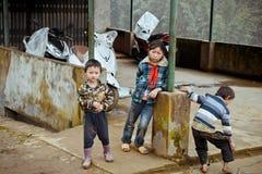 24th 2012 Grudzień, Sapa wioska, Wietnam Fotografia Stock