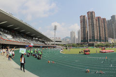 The 6th Hong Kong Games at tko sport Ground Stock Photography