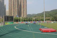 The 6th Hong Kong Games at tko sport Ground Royalty Free Stock Photography