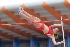 8th IAAF młodości Światowi mistrzostwa fotografia royalty free