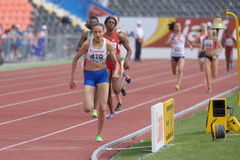 8th IAAF World Youth Championships Royalty Free Stock Images