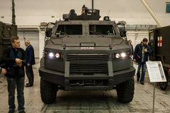 13th international exhibition of armaments Arms and Security 2016. October 11, 2016. Kyiv, Ukraine. 13th international exhibition of armaments Arms and Security Stock Photography