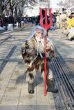 27th International Masquerade Games & Mummers Festival Surva 2018 Stock Photos