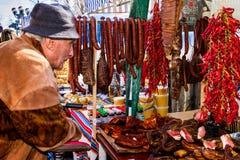 14th International Wine Festival in Berehove stock image
