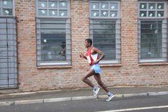 10th Istanbul Half Marathon Royalty Free Stock Images