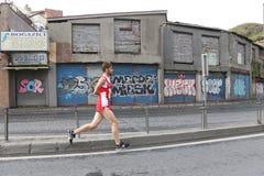 10th Istanbul Half Marathon Stock Images