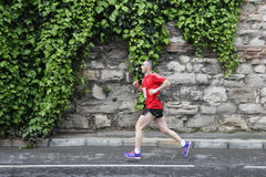 10th Istanbul Half Marathon Royalty Free Stock Photography