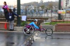 39th Istanbul Marathon Stock Photography
