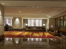 15th januari 2017, Kuala Lumpur I blick av hotellet Sunway Putrael Sunway Royaltyfri Fotografi