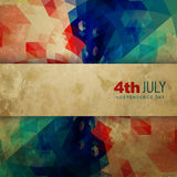 4th of july background. 4th of july american independence day abstract background Stock Image