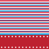 4th of July Background Stock Photo