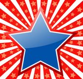 4th July background Royalty Free Stock Photos