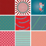 4th of July backgrounds Royalty Free Stock Photography