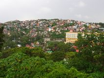 14th July 2013 , Baguio City, on the Philippines' Luzon island stock photography