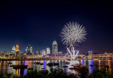 4th of July Celebrations Stock Photography