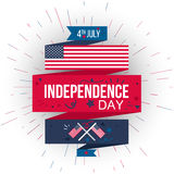 4th July Day Stock Photo