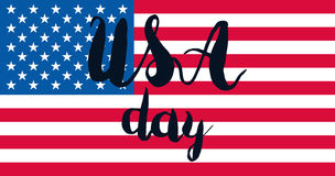 4th July Day Stock Images