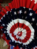 4th of July decoration Stock Photography