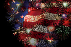 4th of July Royalty Free Stock Photo