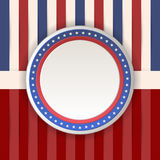 4th of july happy independence day america. T royalty free illustration