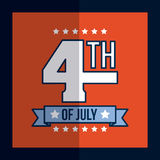 4th of july image Stock Images