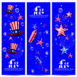 4th July, Independence day of America Royalty Free Stock Photography