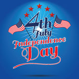 4th of July, independence day . Happy independence day Royalty Free Stock Photography