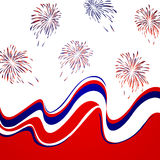 4th july independence day Stock Images
