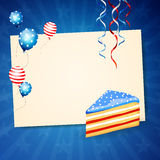 4th july independence day Royalty Free Stock Photography