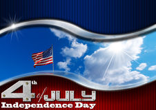 4th of July - Independence Day Royalty Free Stock Photography