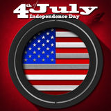 4th of July - Independence Day Stock Image
