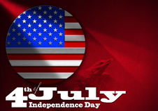 4th of July - Independence Day Royalty Free Stock Images