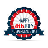 4th of july independenece Royalty Free Stock Image