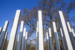 7th July Memorial in Hyde Park Stock Images