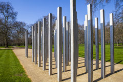 7th July Memorial in Hyde Park Stock Photography