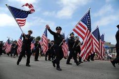 4th of July Parade Huntington Beach CA USA Stock Photo